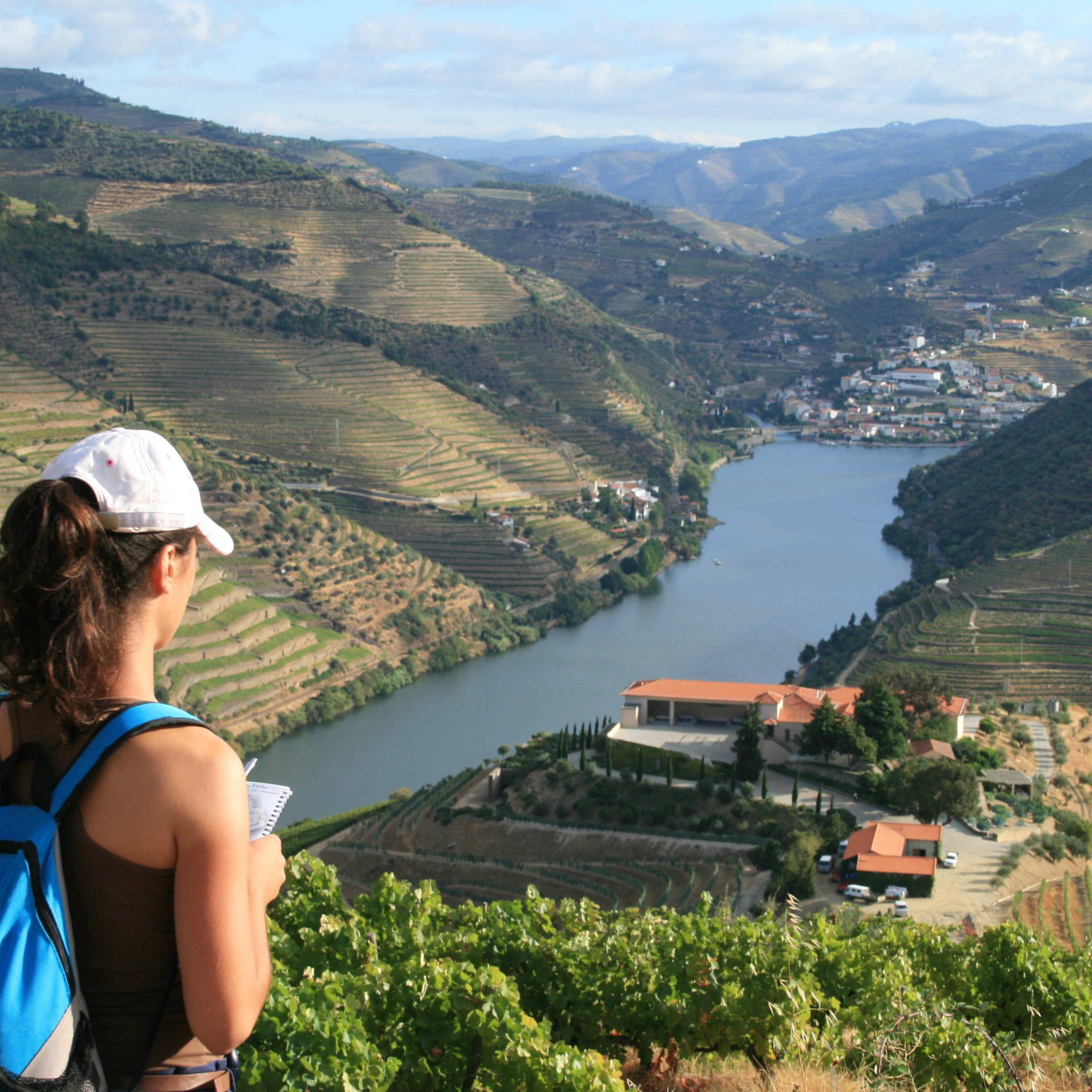 Exploring the Douro Valley